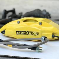 Тормозные системы StopTech в ассортименте для Ленд Крузер и Лексус