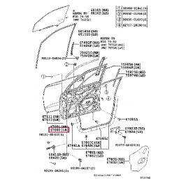 Бампер задний Ленд Крузер / Land Cruiser 200 15-