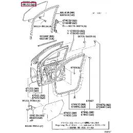 Корпус воздушного фильтра 3.0 td Прадо / Prado150 L118013000