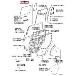 Бампер передний без омыватели Прадо / Prado 120 L321103012P