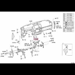 Решетка радиатора полностью хром Прадо / Prado 120 TYG071NC