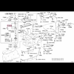 Воздушный фильтр нулевого сопротивления K&N 33-2387 Ленд Крузер / Land Cruiser 200