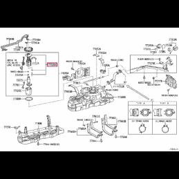 Индикатор загрязнённости воздушного фильтра K&N