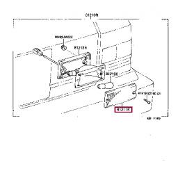 Бампер передний LX570 без отв под омыватели и парктроники TYB243NA