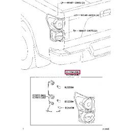 Защита картера двигателя, КПП и РК Toyota Land Cruiser 200 / Lexus LX (2015-2016) 2 части № 24.26k