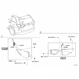 Защита картера, раздатки и КПП для Land Cruiser 150/GX460 2009+ алюм.