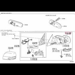 Фильтр салонный Тойота Ленд Крузер и  Прадо / Prado 87139-YZZ08