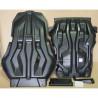Защита картера АКПП, РК 2 части, композит Прадо / Prado и GX460