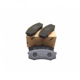 Колодки тормозные задние Ленд Крузер 4605a458