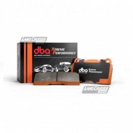 Задний тормозной диск DBA 2737X для Ленд Крузер / Land Cruiser 150/GX460