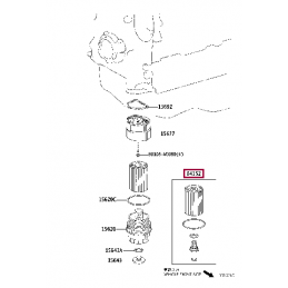 Тормозной диск задний DBA 789EX для Land Cruiser 100, Ленд Крузер 100, Lexus LX470, Лексус 470