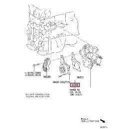 """Литой диск Indiana 18"""" Тойота Ленд Крузер / Land Cruiser PZ40670671ZC"""
