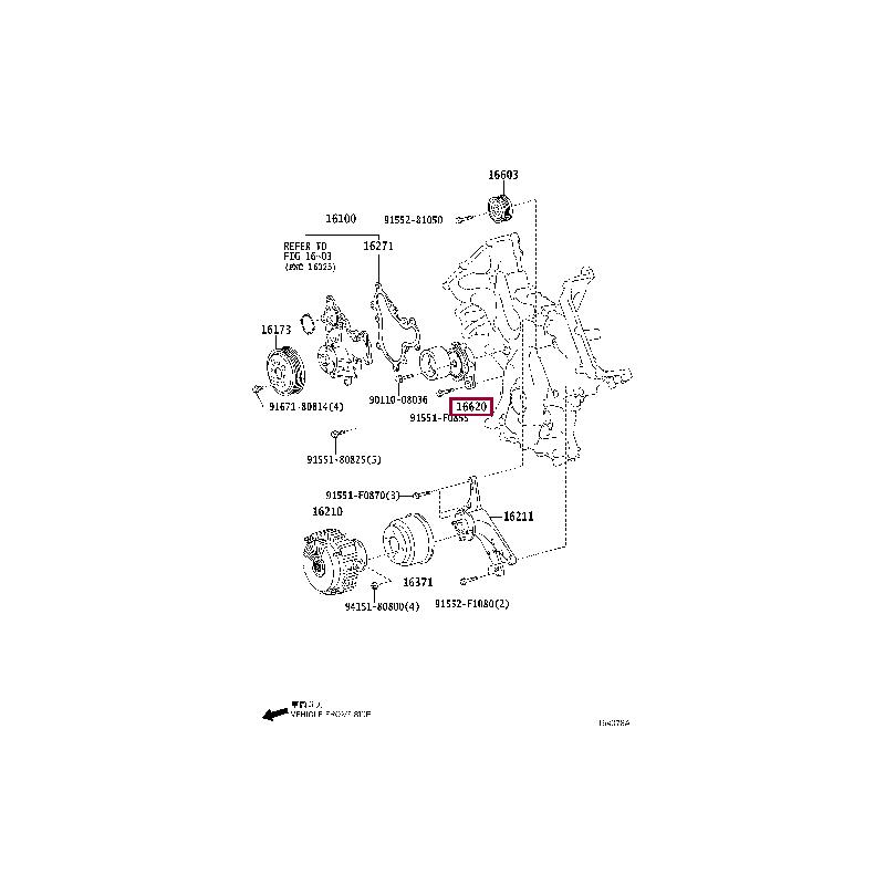 Шторка багажника черная Тойота Ленд Крузер / Land Cruiser 0820160900C0