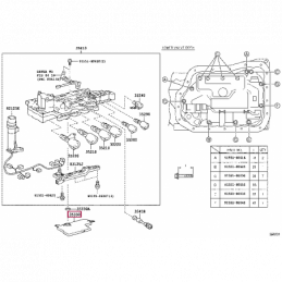 "Ротор задний левый Brembo GT20"" (насечка) Land Cruiser 200 и LX570"
