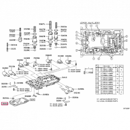 "Ротор передний левый Brembo GT18"" (насечка) Land Cruiser 200 и LX570"