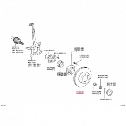 "Колодки тормозные Brembo для системы BREMBO GT 18"" задние"
