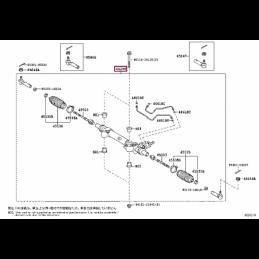 Тормозные колодки HAWK LTS для Land Cruiser 200/LX570, Tundra перед HB589Y.704