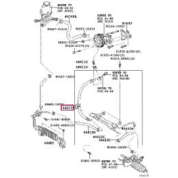 Тормозные колодки HAWK LTS для Land Cruiser 200/LX570, Tundra задние HB590Y.682