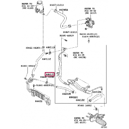 Колодки тормозные HAWK PC задние Land Cruiser 200 и LX570, Tundra HB590Z.682
