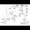 Оригинальный комплект датчиков шин Ленд Крузер и Прадо 42607-02031vk