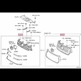 Комплект противотуманных фар Прадо / Prado 150 14-