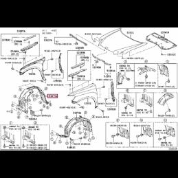 Комплект тюнинг фар Тундра / Tundra 14+ линзовые