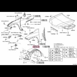 Комплект фар для Прадо / Prado 150 хром тюнинг с диодами TY1250B9WP02VMTS