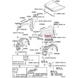 Моторное масло Тойота / Toyota 0w30 5л 0888080365GO
