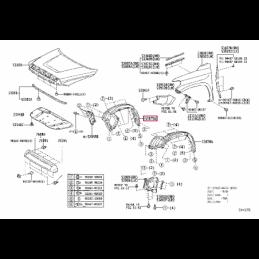 Антифриз Тойота / Toyota 60Л 0888980017