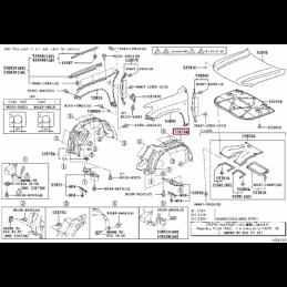 Масло трансмиссионное МКПП LV GL4 75W, 1Л, 0888581001