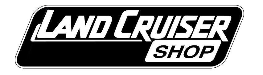 Land Cruiser Shop - запчасти и качественный тюнинг для автомобилей Toyota Land Cruiser и Lexus